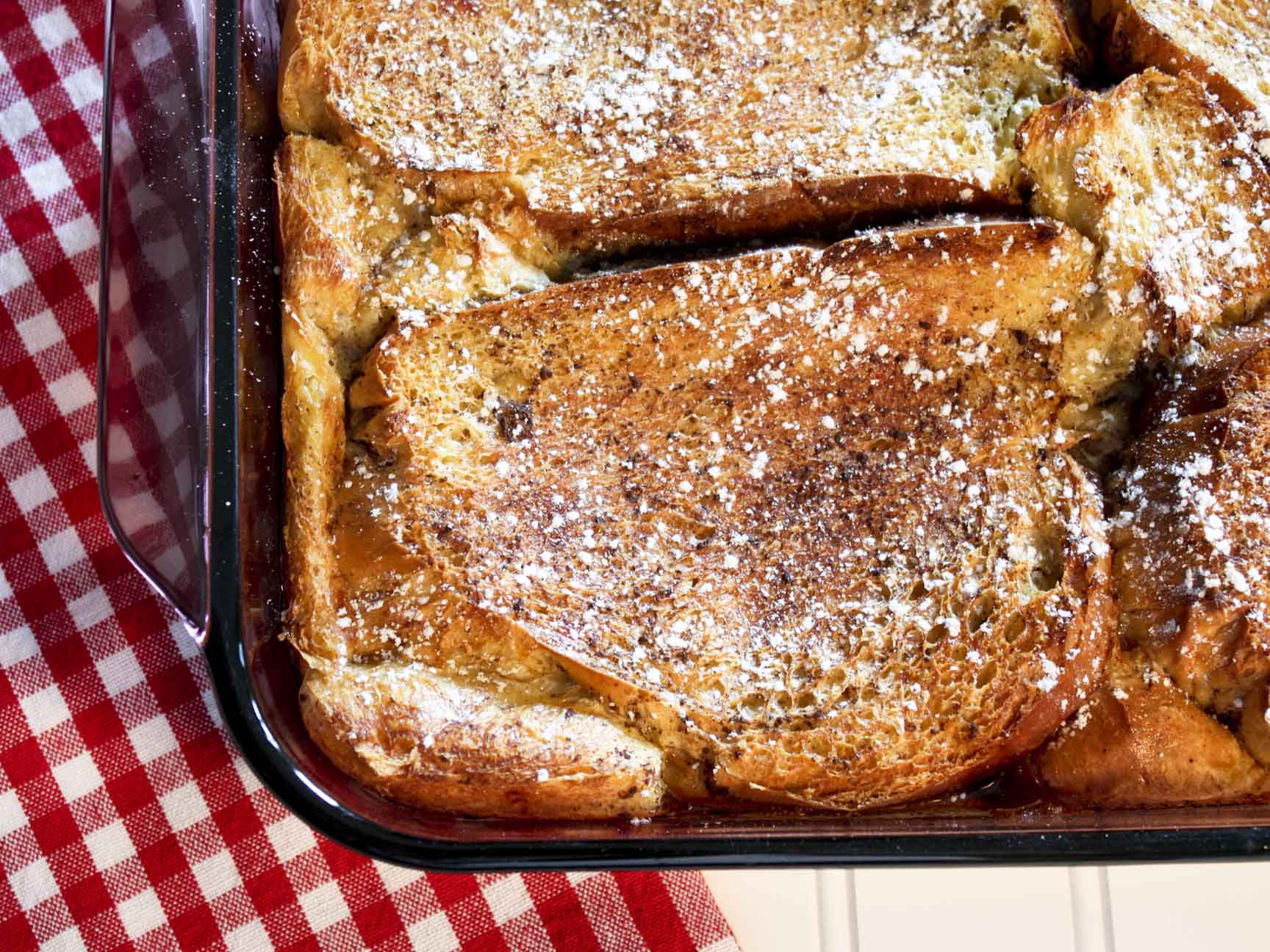 Soft, Challah Bread Seems To Be The Traditional Bread For French Toast  Watch More Like Easy Crispy French Toast Recipes In Good Taste  Deliciousfort