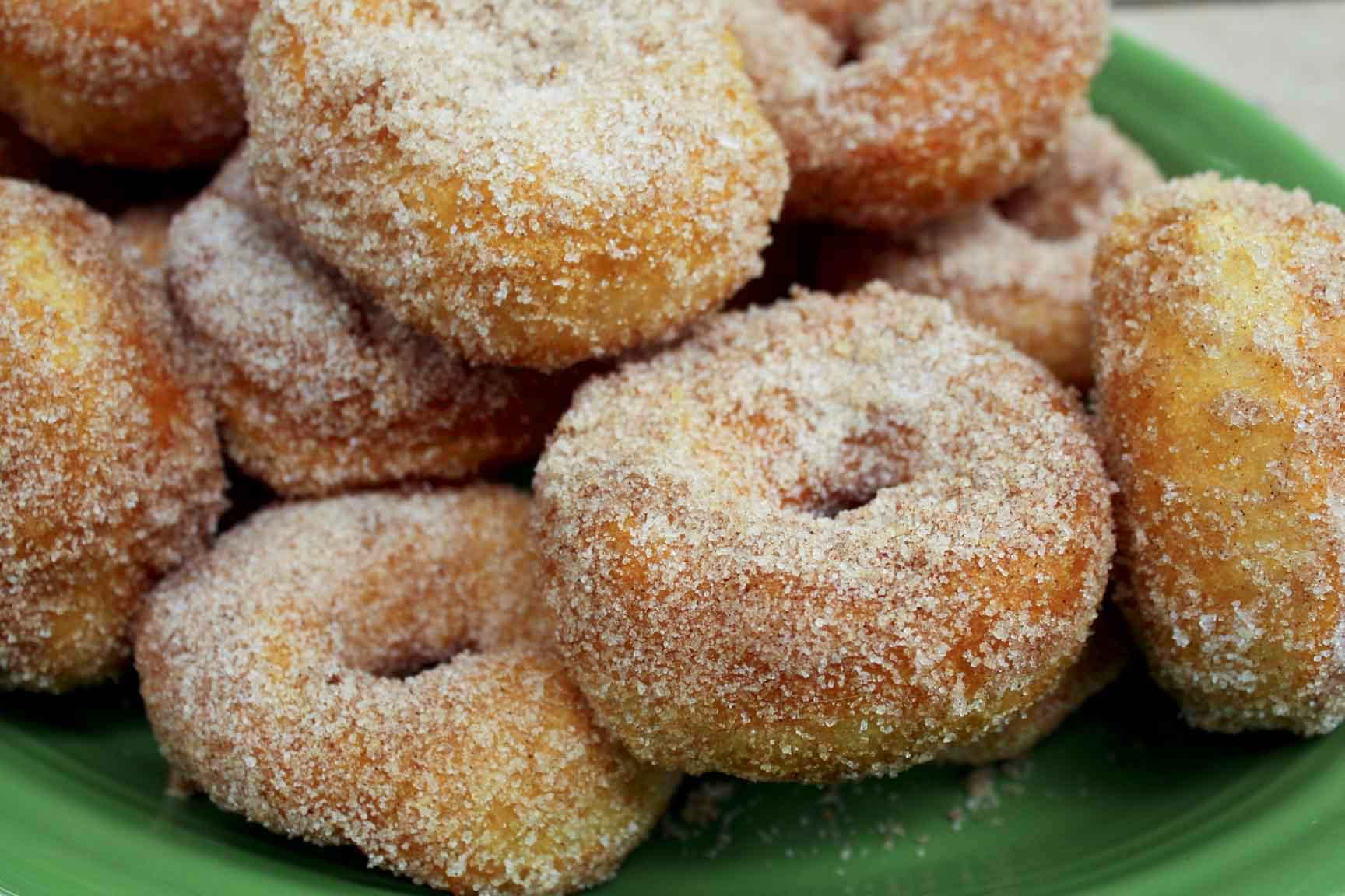 Пончики на воде рецепт