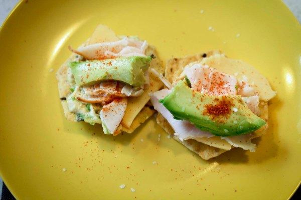 easy avocado appetizer