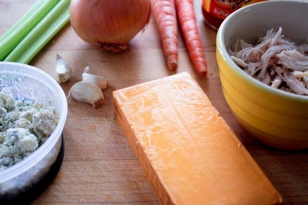 buffalo chicken soup ingredients