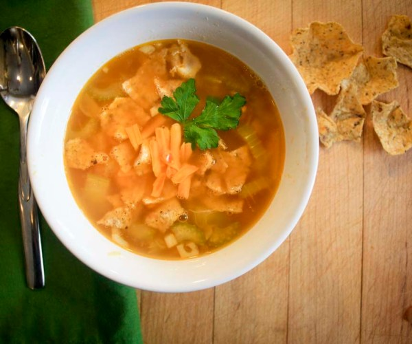 buffalo chicken soup picture