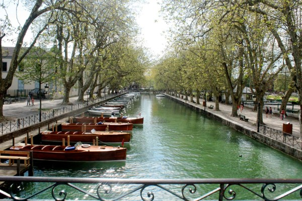 annecy canal web