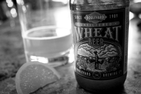 Boulevard Wheat Beer