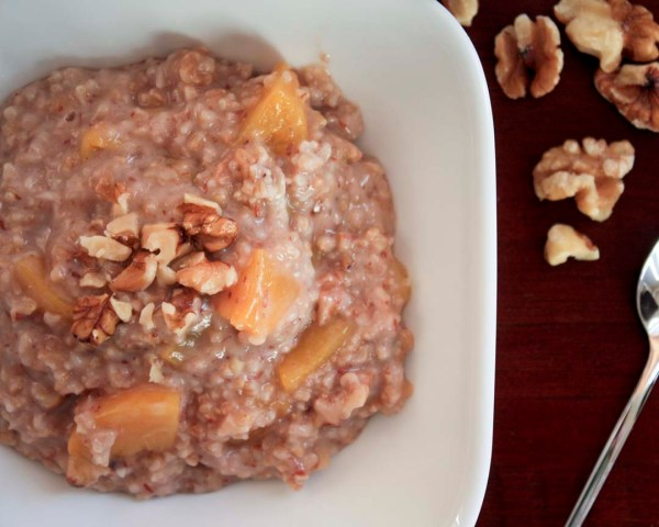 peaches n cream oats