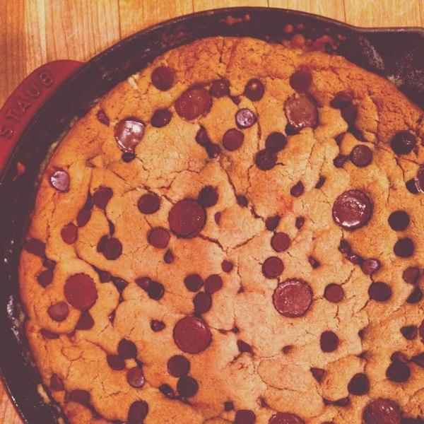 skillet cookie lr