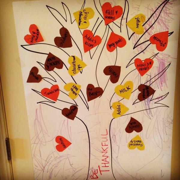 thankful tree lr
