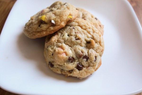 cadbury egg cookies lr
