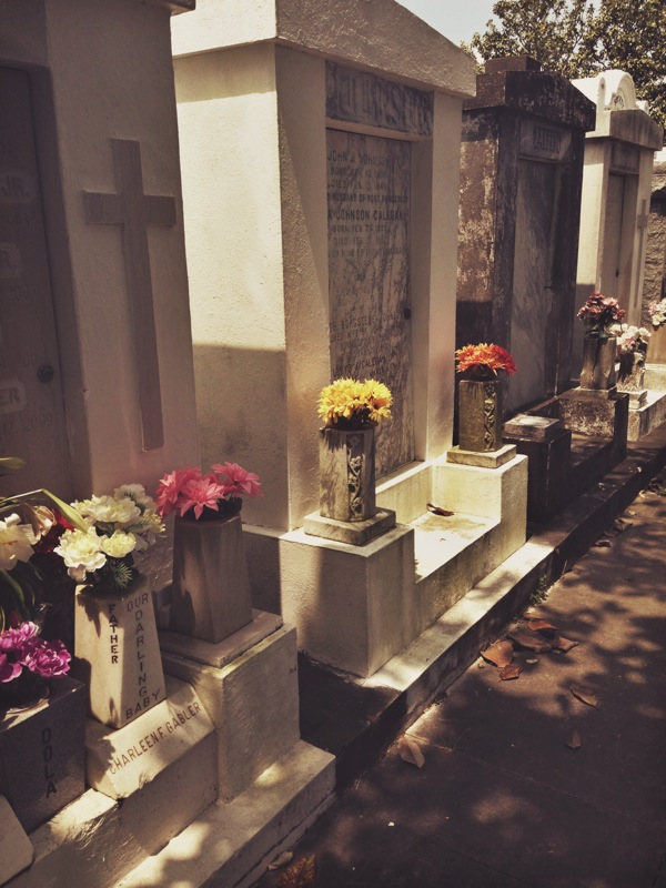 graveyard nola