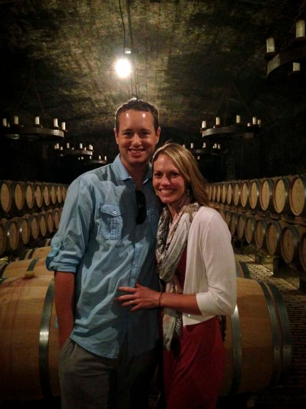 france wine cellar