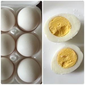 steamed eggs